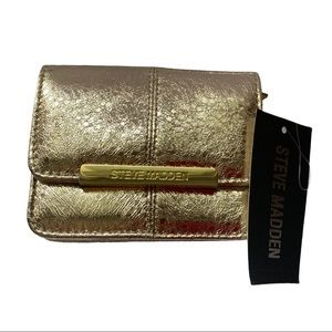 Steve Madden Fold Accordion Wallet